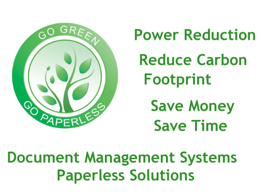 Go Green and Paperless